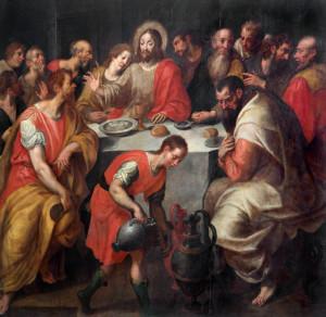 漆喰とフレスコ画