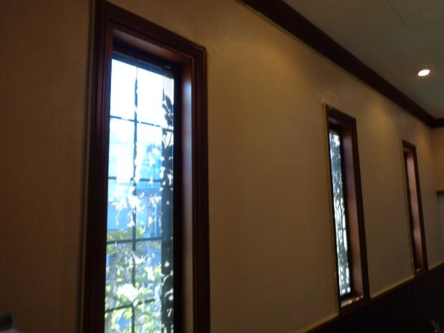 自然素材漆喰壁リフォーム千葉東京左官2