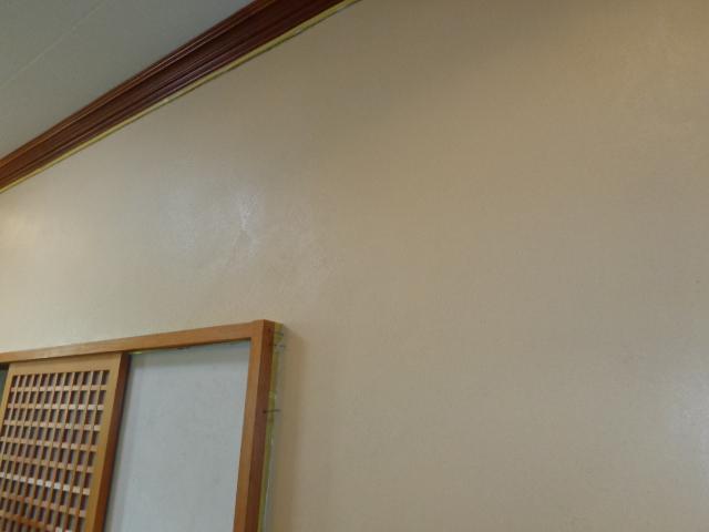 自然素材漆喰壁リフォーム千葉東京左官7