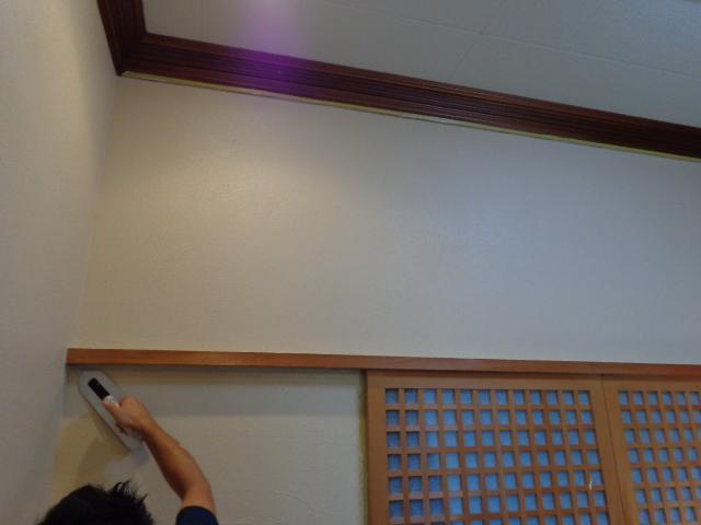 自然素材漆喰壁リフォーム千葉東京左官8